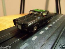 The Green Hornet Black Beauty HO Slot Car Aurora ThunderJet Tjet Chassis