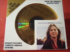 "DCC GZS-1130 JUDY COLLINS ""THE BEST OF"" (24 KT GOLD COMPACT DISC/FACTORY SEALED)"