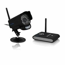 SECURITYMAN Digital wireless surveillance camera DIGIAIR-SD w/PIR motion sensor