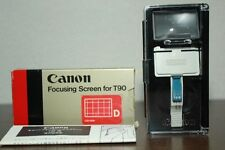 Canon Focusing Screen For T90 Type-D Made in Japan [Excellent++]