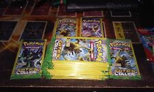 3 Card Pokemon XY FATES COLLIDE Booster Packs- Factory Sealed - Free Shipping!