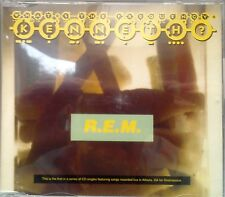 R.E.M. - What's The Frequency Kenneth? CD Single (CD 1994) (+ 3 Live Tracks)