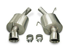 Corsa 14311 Exhaust System 05-09 Mustang GT Axle-back
