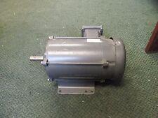 Baldor AC Motor M7015 1//3/4HP 1725/1450RPM New Surplus