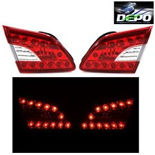 LED Trunk Lamps w/ Park Brake Lights by DEPO Fits Nissan Sentra 2013-2016