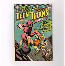 TEEN TITANS (v1) #5 Grade 6.5 Silver Age DC find guest-starring The Ant!