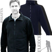 Regatta - TRF543 - Mens Barricade 250 Full Zip Fleece Jacket Coat (2 Cols)