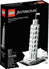 LEGO Architecture THE LEANING TOWER OF PISA 21015 NEW