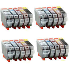 20 Ink PGI-520 CLI-521 for CANON MP540 MP550 MP560 MP630 MP640 MX870 Printer