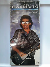 George Harrison CLOUD NINE cd 1987 NEW LONGBOX(long box)The Beatles.Jeff Lynne