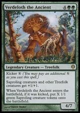 Verdeloth the Ancient - LP - Archenemy MTG Magic Cards Green Rare