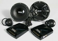 "NIB RE AUDIO XXX-6.5C PRO 6.5"" 1"" SILK TWEETERS COMPONENT SPEAKERS FREE GIFT!!!!"