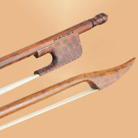 Top High Quality SNAKEWOOD BAROQUE Viola Bow HAND MADE BY NAOMI