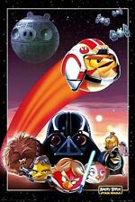 Angry Birds Star Wars : Collage - Maxi Poster 61cm x 91.5cm (new & sealed)
