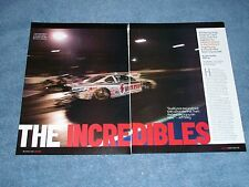 "Greg Anderson Jason Line 2004 Pro Stock Championship Article ""The Incredibles"""