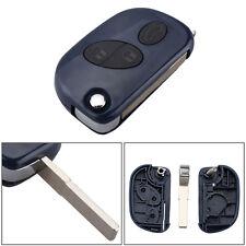 3 Button Flip Remote Key Shell Case Uncut for Maserati GRAN TURISMO QUATTROPORTE