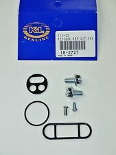 Yamaha Motorcycle ATV Fuel Petcock Repair Kit K&L 18-2727 Petcock Rebuild Kit