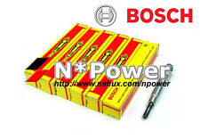 BOSCH GLOW PLUG SET OF 6 FOR NISSAN PATROL GU Y61 4.2L TD42Ti Turbo 02.03-09.07