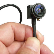 Smallest 600TVL Hidden SPY Hidden Camera HD170 Degrees CCTV Micro Mini Camera