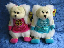 BEANIE KIDS - CRYSTAL THE BEAR - BK 397 - MUTATION AND COMMON - PREMIER EXCLUSIV