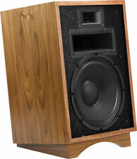 PAIR FLOOR STANDING SPEAKERS KLIPSCH HERESY III BRAND NEW ! WARRANTY - WALNUT