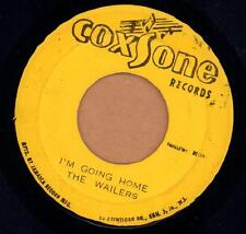 "The Wailers(7"" Vinyl)I'm Going Home / It Hurts To Be Alone-Coxson-CN1 /-Ex/G"