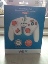 ORIGINAL NINTENDO WII U NES MINI YOSHI EDITION SMASH BROS CONTROLLER PDP WIRED