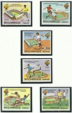 Mozambique 1981 - World Football Cup in Spain 1982 set MNH