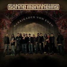 Barrikaden Von Eden von Söhne Mannheims (2011) CD Neuware