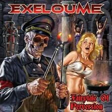 Fairytale of Perversion by Exeloume (CD, May-2011, Vicisolum)