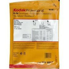 Kodak D-76 Developer Powder makes 1 Gallon for B&W Film 5160296 (same 1464817)