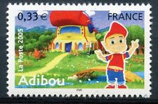 STAMP / TIMBRE FRANCE NEUF N° 3848 ** HEROS DES JEUX VIDEO / ADIBOU