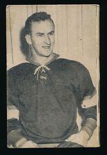 1952-53 St Lawrence Sales (QSHL) #84 TOM McDOUGALL (Sherbrooke)