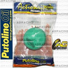 Putoline Pre-Oiled Foam Air Filter For Kawasaki KX 65 2010 10 Motocross Enduro
