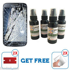 FPS Instant Adhesive Remover 60ml LOCA UV For LCD Screen All Galaxy S3 S4, Note