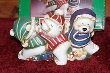 Bears Of Christmas Door Stop -  House of Lloyd - CATW - Christmas