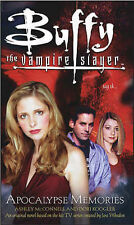 Apocalypse Memories (Buffy the Vampire Slayer), Laura J. Burns, Melinda Metz