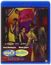 Mo' Better Blues NEW Cult Blu-Ray Disc Spike Lee Denzel Washington Wesley Snipes