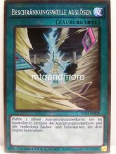 Yu-Gi-Oh - 1x Beschränkungswelle auslösen - NKRT - Noble Knights of the Round