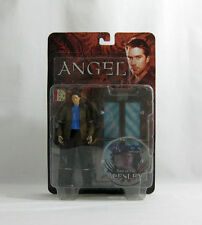 NEW 2005 Buffy Vampire Slayer ✧ WESLEY ✧ Rain Of Fire Vintage Angel Figure MOC