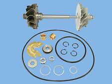 Mercedes W221 S600 W216 R230 SL600 V12 Turbo Comp Wheel & Shaft & Rebuild Kit