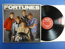 THE FORTUNES  THE FORTUNES decca 65 -3B-4B UK orig LP EX