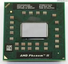 AMD Phenom II Dual Core P650 2.6GHz 2MB s1 LP HMP650SGR23GM Laptop CPU*
