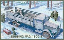 IBG MODELS 35012 Bussing NAG 4500S scala 1/35