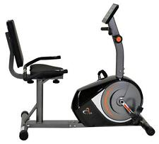 V-fit MMRC-1 Manual Magnetic Recumbent Cycle Trainer Exercise Bike r.r.p £315