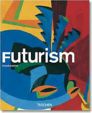 Sylvia Martin Futurism (Taschen Basic Art Series) new!! Art Book