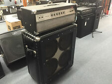 Ampeg Tube Guitar Amp Head V4 with Reverb and 4/12 Cabinet
