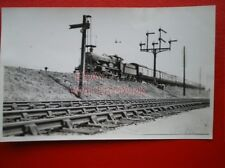 PHOTO  GWR STAR CLASS LOCO NO 4060 PRINCESS EUGUINE AT READING