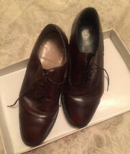 FLORSHEIM Men's LEATHER WINGTIP Dress Shoe Size 7.5 EEE