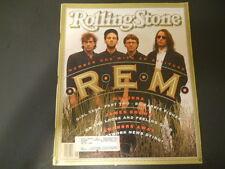 R.E.M., Madonna  - Rolling Stone Magazine 1991